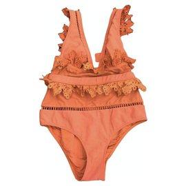 Zimmermann-Maillots de bain-Orange