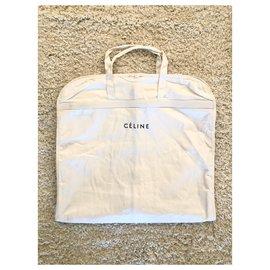 Céline-Céline clothing cover-White