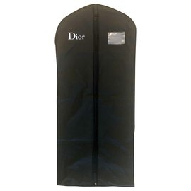 Dior-Dior clothing cover-Black