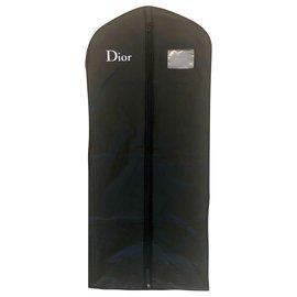 Dior-Housse de vêtements Dior-Noir
