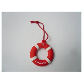 "Chanel-CHANEL ""Buoy"" bag charm New condition-Multiple colors"