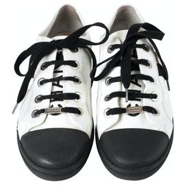 Chanel-Sneakers-White