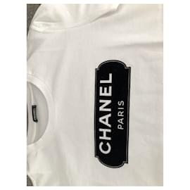 Chanel-Tops-White