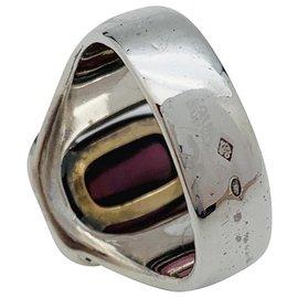 "Hermès-Hermès ring, ""Kasai treasure"", money, yellow gold.-Other"