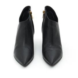 Hermès-BLACK V NECK FR37.5-Black