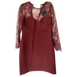 The Kooples-Dresses-Dark red
