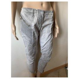 Pierre Balmain-jeans-Gris