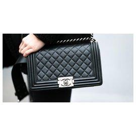 Chanel-Boy-Black