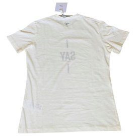 Christian Dior-I SAY I' T-SHIRT-White