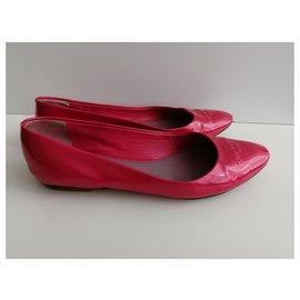 Louis Vuitton-Ballerines-Rose