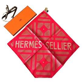 Hermès-Gavroche Hermès-Rouge