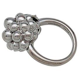"Boucheron-Boucheron ring, ""Blackberry Grains"", WHITE GOLD.-Other"