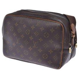 Louis Vuitton-Louis Vuitton Reporter-Brown