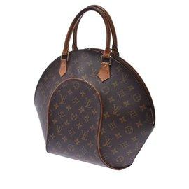 Louis Vuitton-Louis Vuitton Ellipse-Brown