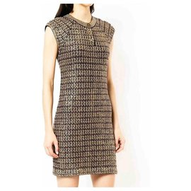 Chanel-iconic Byzance dress-Multiple colors