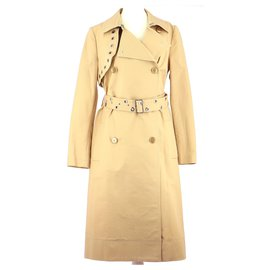 Twin Set-Trench-Beige