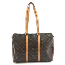 Louis Vuitton-Louis Vuitton Sac Flanerie Monogram Canvas-Brown