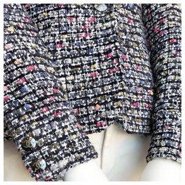 Chanel-superb tweed blazer jacket-Multiple colors