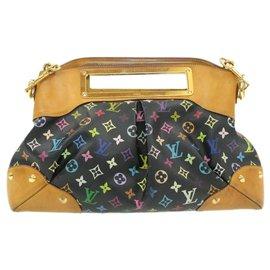 Louis Vuitton-Louis Vuitton Judy-Black