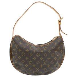 Louis Vuitton-Louis Vuitton Croissant-Brown
