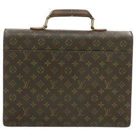 Louis Vuitton-Louis Vuitton Monceau-Brown