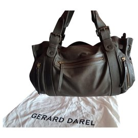 Gerard Darel-Le Rebelle-Brown,Bronze
