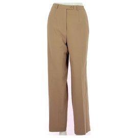 Balenciaga-Pantalon-Beige