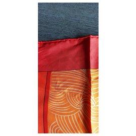 Hermès-Sulfide and Paperweight II-Orange