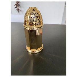 Autre Marque-Perfume refill case-Golden