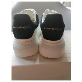 Alexander Mcqueen-Alexander McQueen new oversize-White