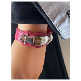 Louis Vuitton-Bracelet Louis Vuitton-Rose
