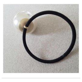 Chanel-Hair accessories-Eggshell
