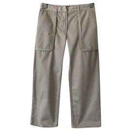 Joseph-Pantalon court Montana-Beige