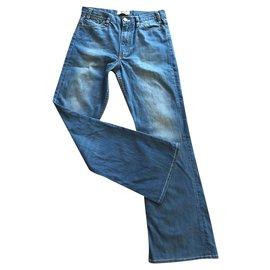 Acne-Acne L.U.V/Poem Bootleg jeans W28 l 30-Blue