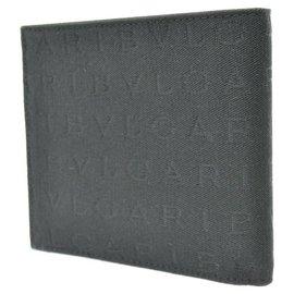 Bulgari-BVLGARI Wallet-Black
