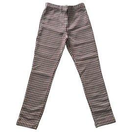 Dior-Un pantalon, leggings-Multicolore