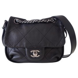 Chanel-CLASSIC CHANEL BAG PM-Black