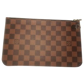 Louis Vuitton-Pochette Neverfull-Brown