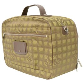 Chanel-Chanel handbag-Khaki