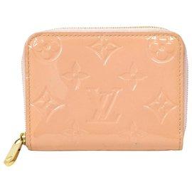 Louis Vuitton-Louis Vuitton Zippy Coin Purse-Pink