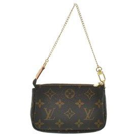 Louis Vuitton-Louis Vuitton Pochette Accessoires-Brown