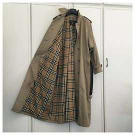 Burberry-Classic check-Beige