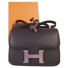 Hermès-Hermes Constance édition limitée Optique-Noir