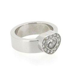Chopard-Happy Diamonds Chopard Ring-Silver hardware