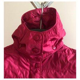 Moncler-Moncler girl jacket-Pink