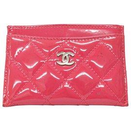Chanel-Pochette Chanel Matelasse-Rose