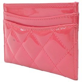 Chanel-Chanel Matelasse Pouch-Pink