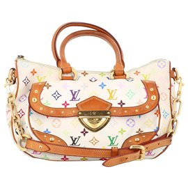 Louis Vuitton-Louis Vuitton Rita-Blanc