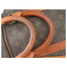 Louis Vuitton-Louis Vuitton Keepall 50-Marron