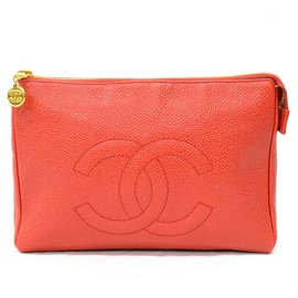 Chanel-Chanel COCO Mark-Red